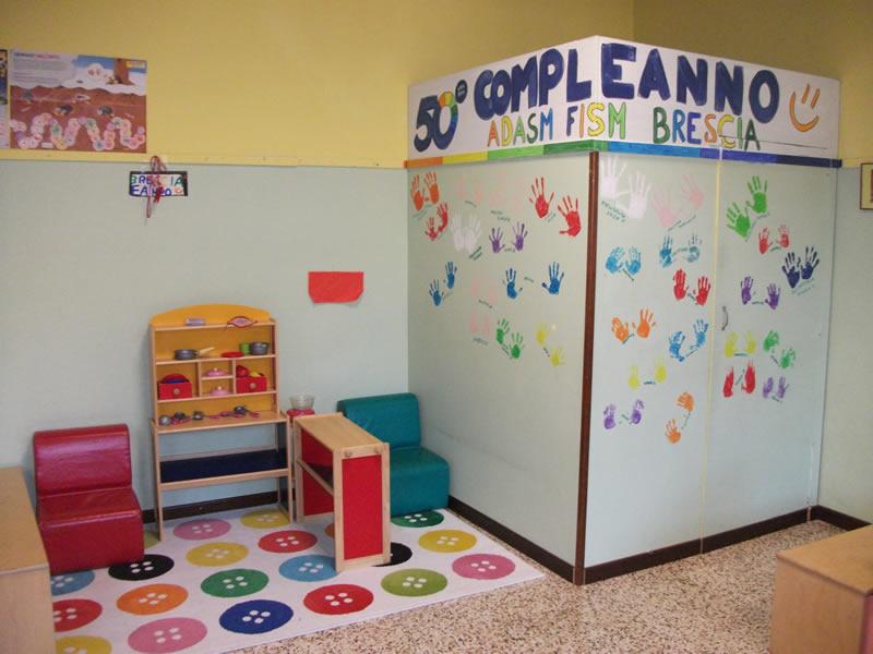Scuola Materna PIO XII  Carpeneda di Vobarno