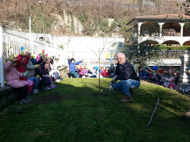 Scuola Don Martino Bianchi Angone