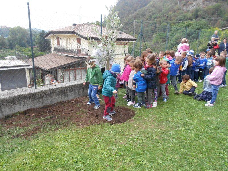 Scuola Materna Pompegnino