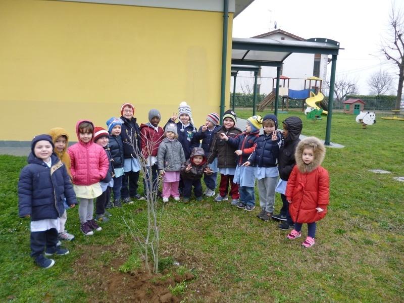 Scuola Sacro Cuore - Cadignano