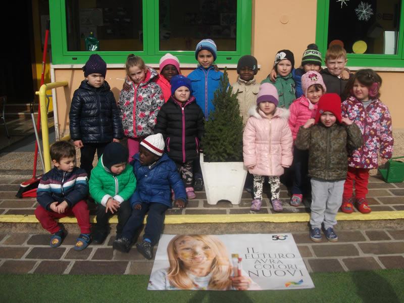 Scuola dell'infanzia Paritaria PIO XII Carpeneda di Vobarno