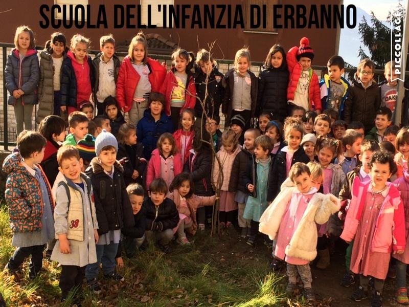 Scuola di Erbanno