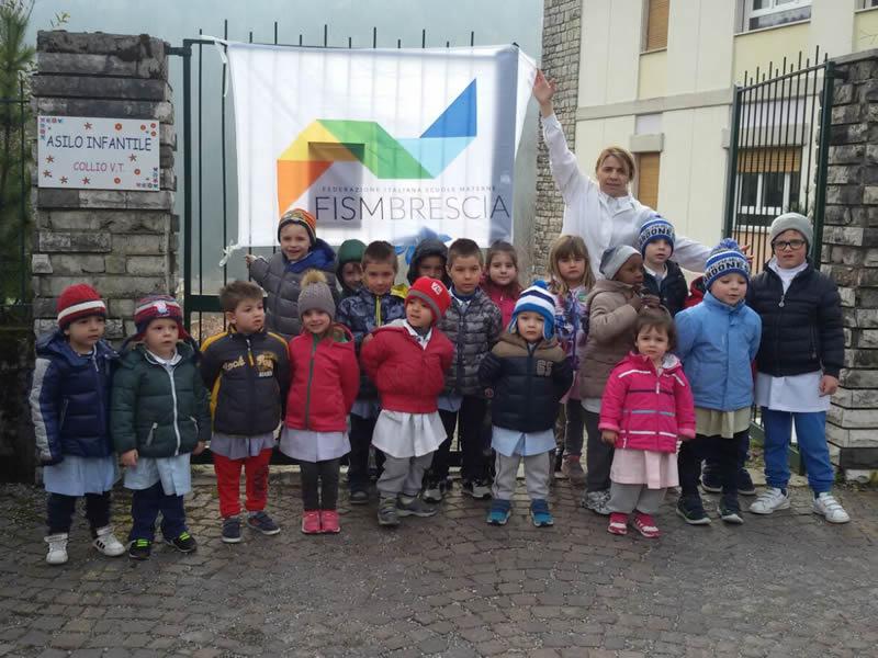 Foto asilo infantile di Collio v