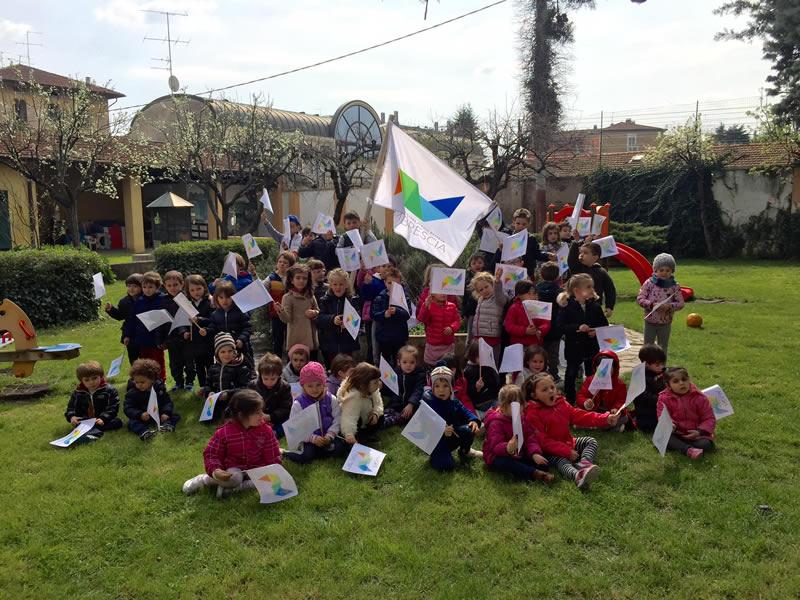 Scuola SANTA  MARTA  Brescia