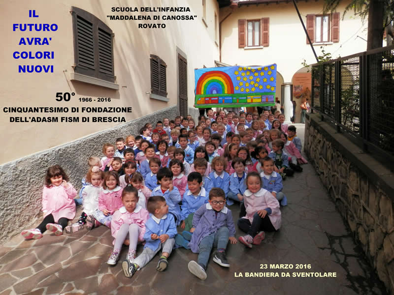 Scuola dell'Infanzia Maddalena di Canossa Rovato