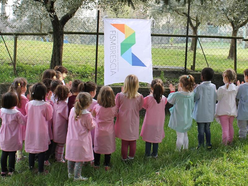 Scuola infanzia Conte Berardo Maggi Calino