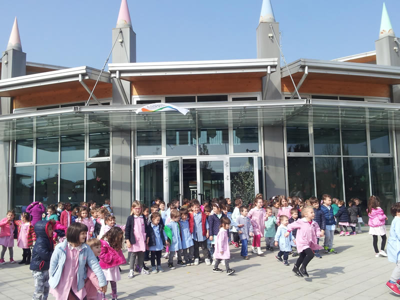 Scuola infanzia San Giuseppe Rudiano